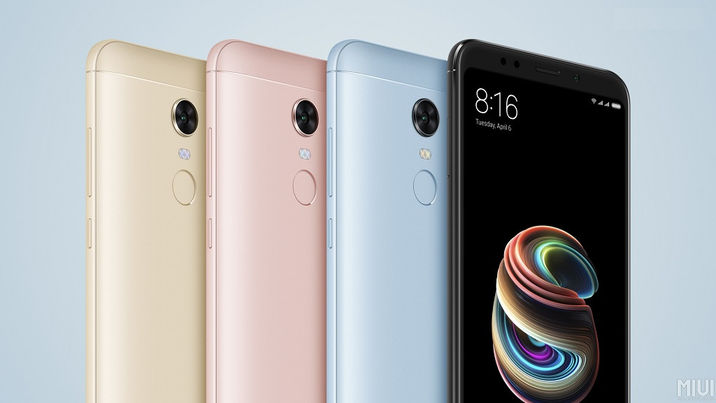 Redmi Note 5 и Redmi Note 5 Pro официально представлены!