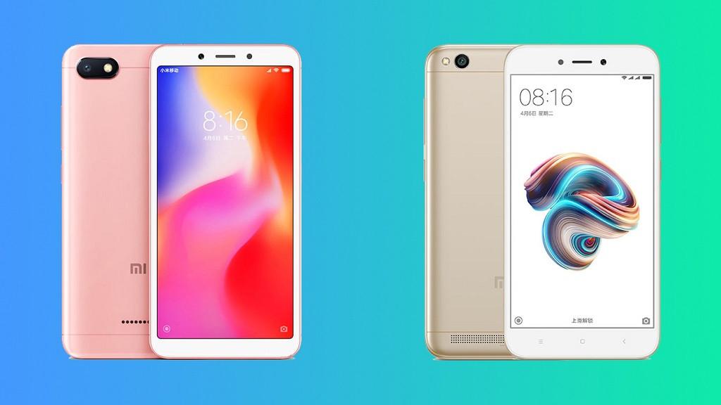 Сравнительный обзор Redmi 5A и Redmi 6A. Какой смартфон выбрать?