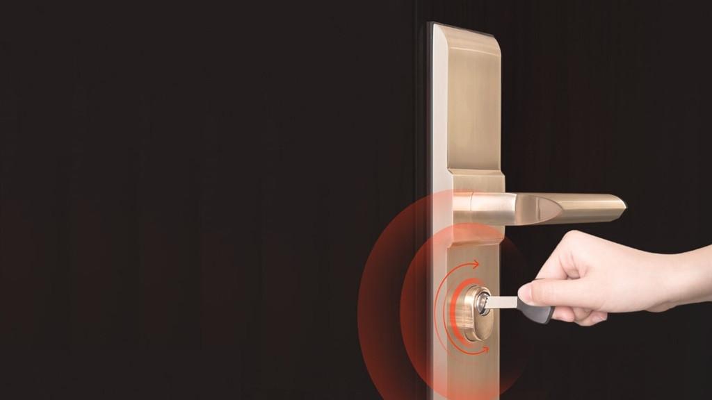 Умный дверной замок Only Code Lock Cylinder ZigBee в нашем магазине!