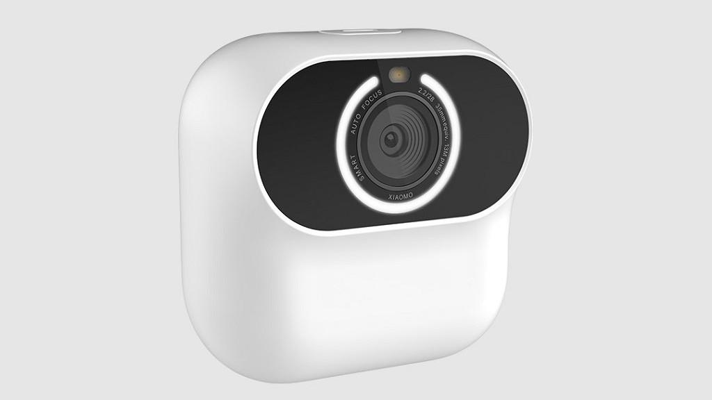 Новая мини камера от Китайского бренда