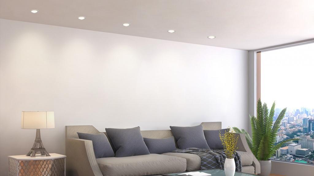 Компания представила новый светодиодный светильник Yeelight LED Downlights.