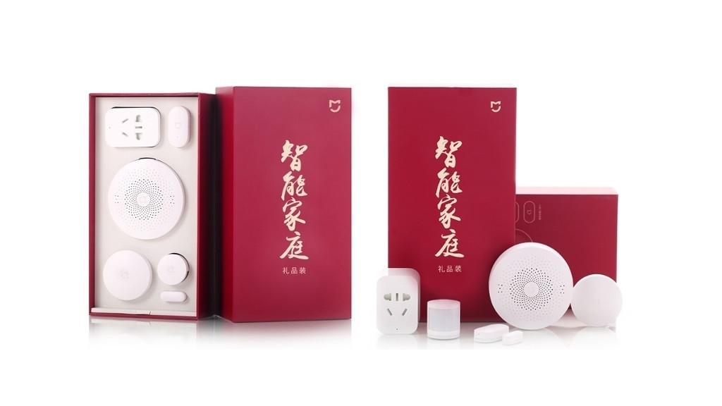 Комплект умный дом Xiaomi Mi Smart Home Kit в наличии!