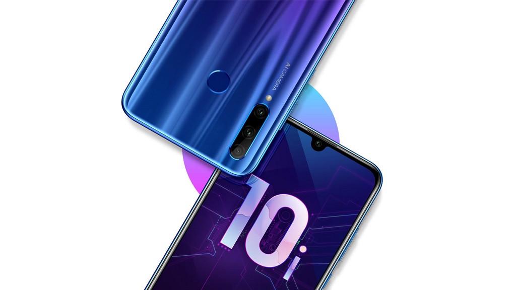 Honor 10i. Новый смартфон компании Honor c большими возможностями.