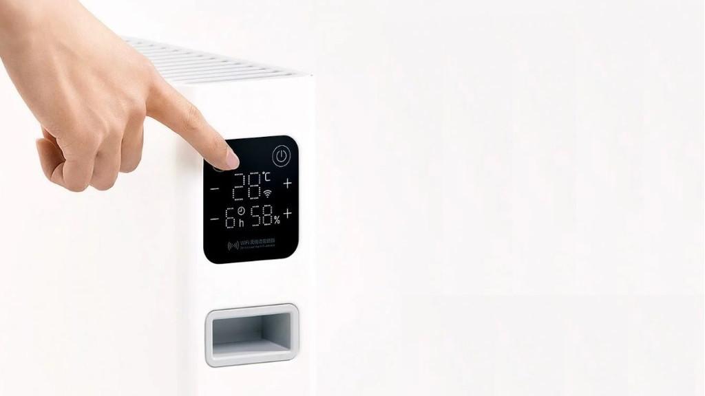 Умный обогреватель Zhimi Electric Heater Smart Edition