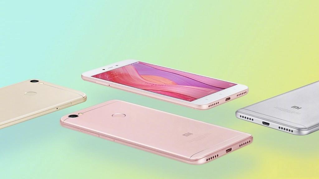 Redmi Note 5A официально представлен!