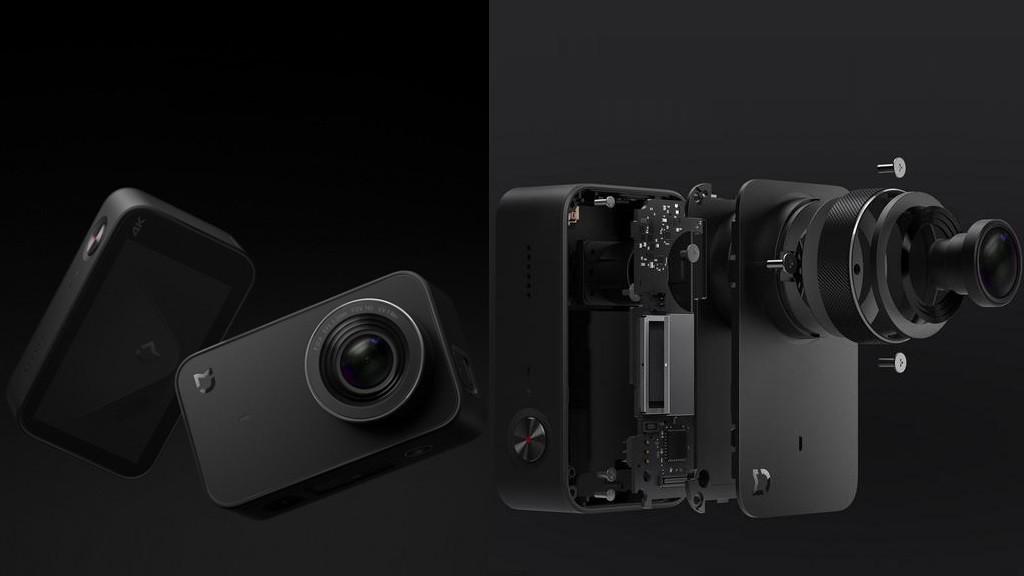 Еще одна камера от бренда Mijia.