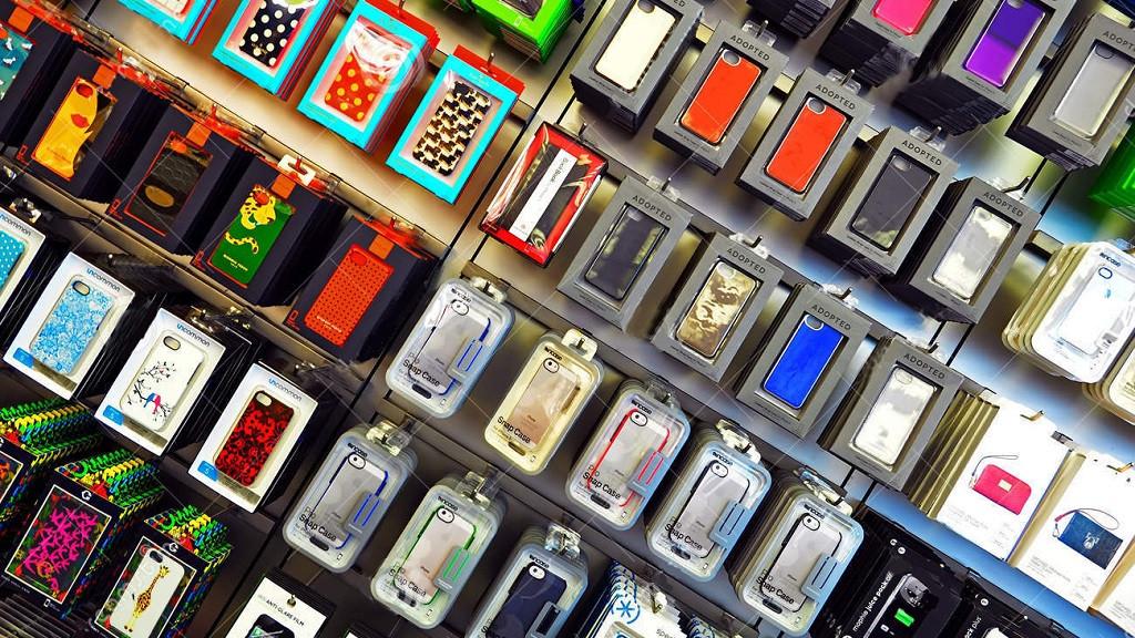 Купить аксессуары для смартфона в Уфе