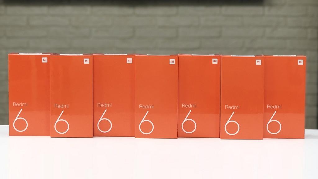 Обзор смартфона Redmi 6.