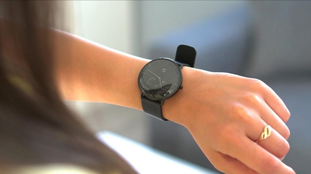 """""""Умные"""" наручные часы Mijia Quartz Watch"""
