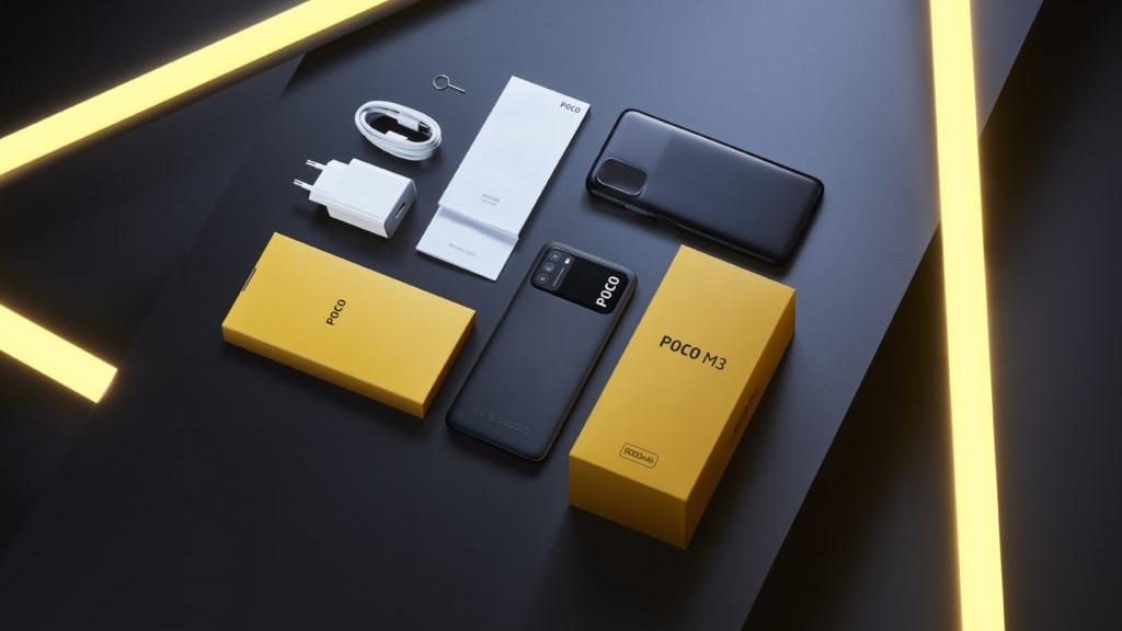 Новый смартфон POCO M3. Больше, чем Вы ожидаете