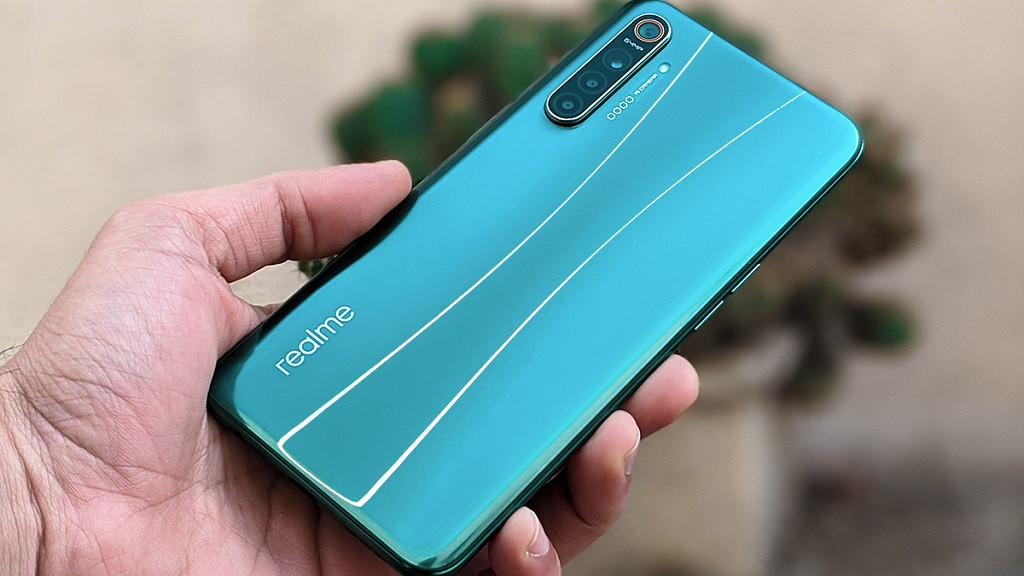 Обзор смартфона Realme X2 в магазине Ми-Уфа
