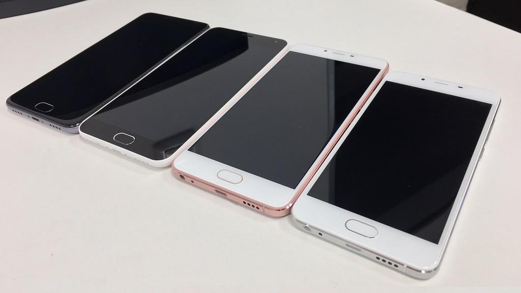 Поступление смартфонов Meizu.