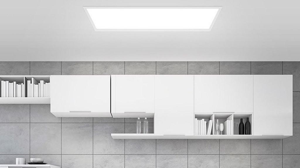 Yeelight LED Panel Zhen осветит Ваши серые будни!