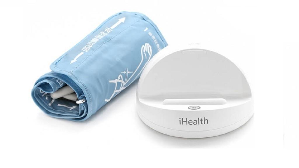 Умный тонометр IHealth с поддержкой Bluetooth