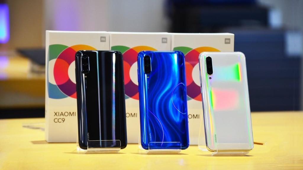 CC9 и CC9e - новые смартфоны Xiaomi