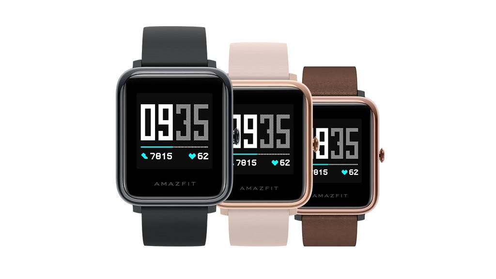 Новые часы Xiaomi-Amazfit Health Watch