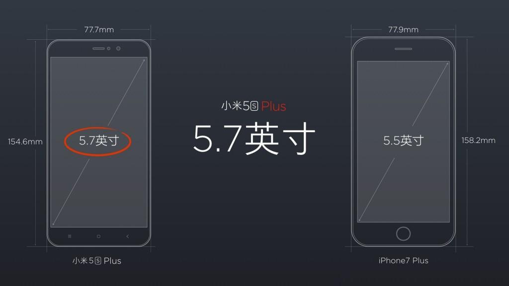 Сравниваем топовые смартфоны Xiaomi Mi5,Mi5S,Mi5S Plus.