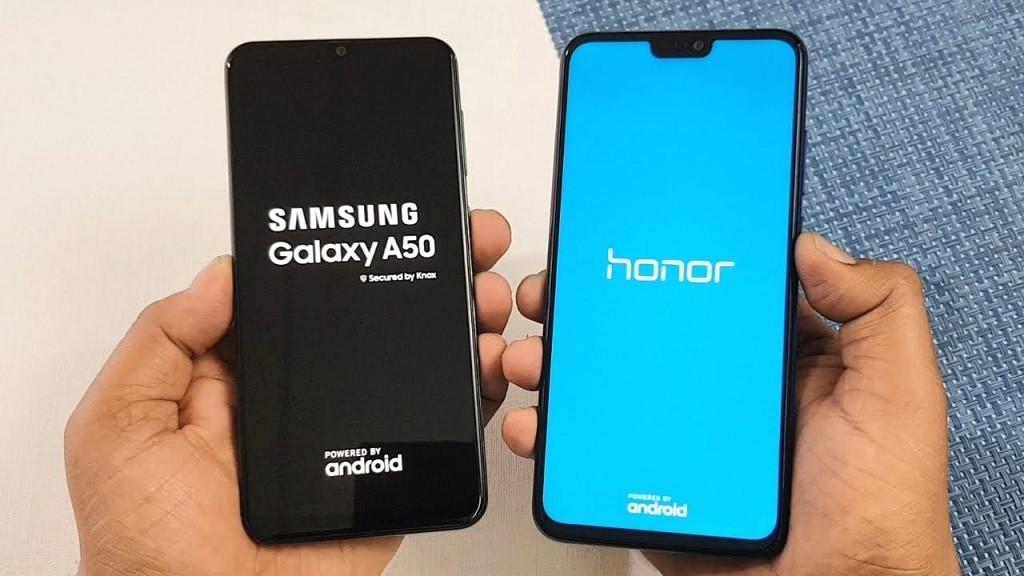 Honor 8x или Samsung A50, что выбрать?