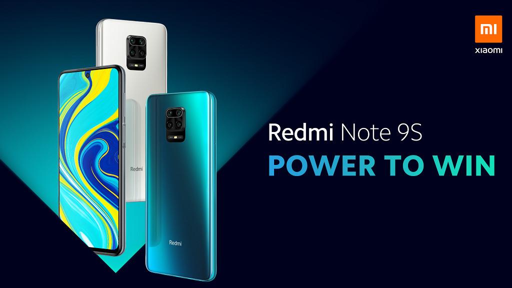 Redmi Note 9s. Еще одна новинка от Xiaomi?